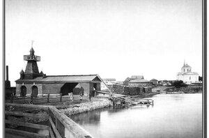 Плотина Добрянского завода