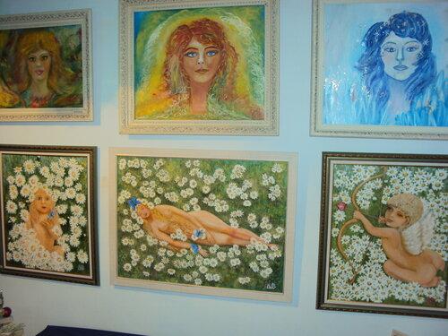 Картины художницы Валентины Масловой
