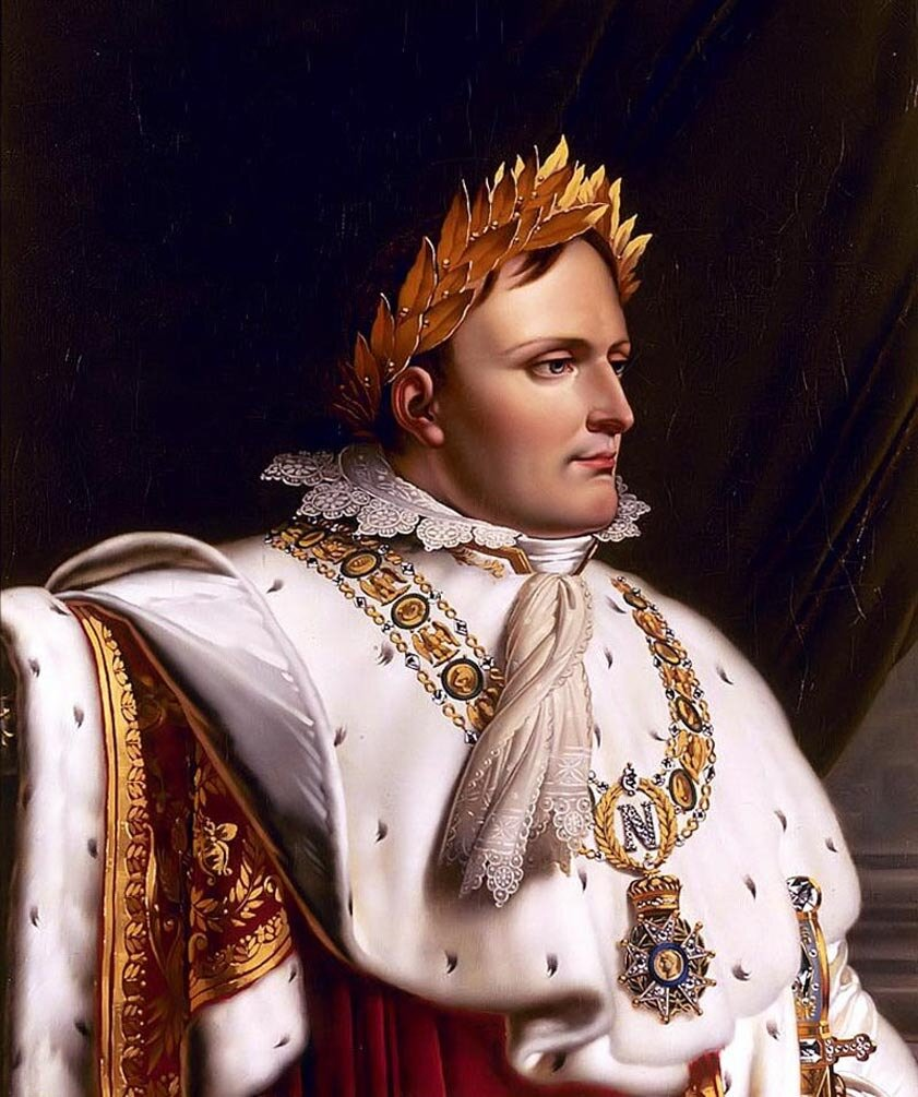 PORTRAIT OF THE EMPEROR NAPOLEON