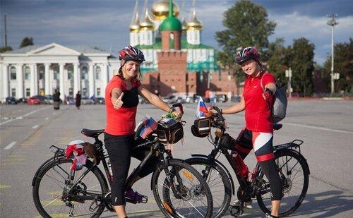 Путешествуйте по Европе на велосипеде