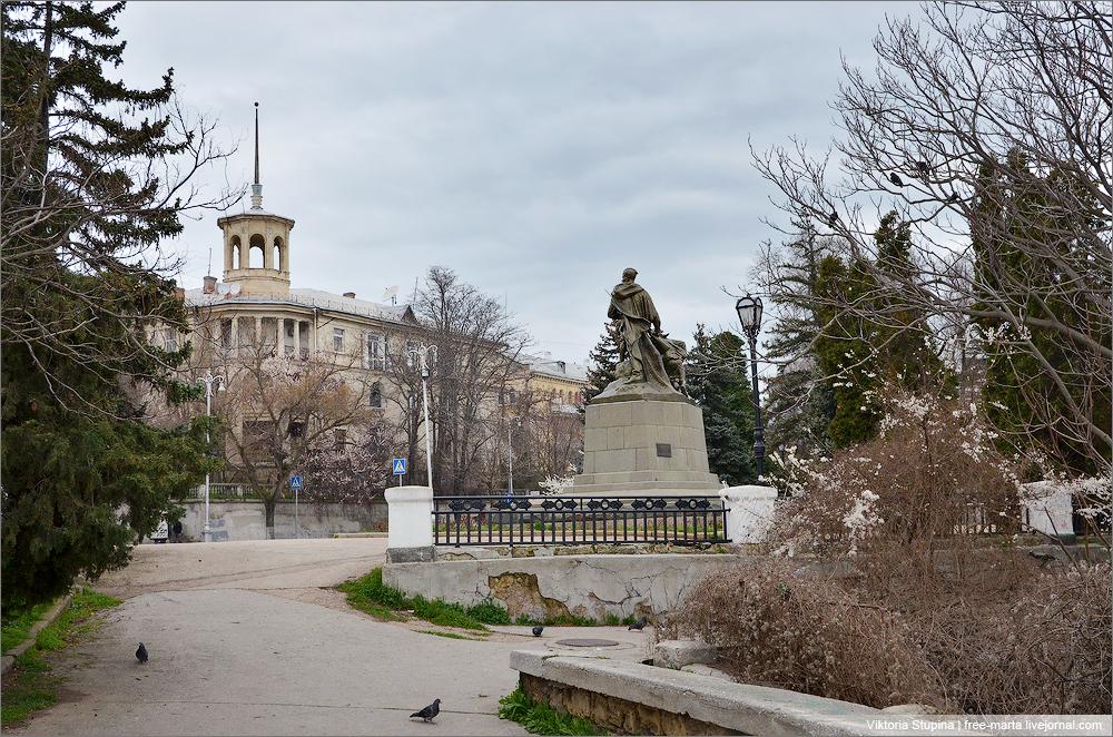 Севастополь 8 марта 2014