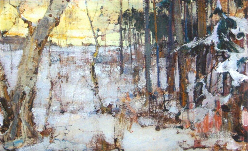 Зимний пейзаж (1917).jpg