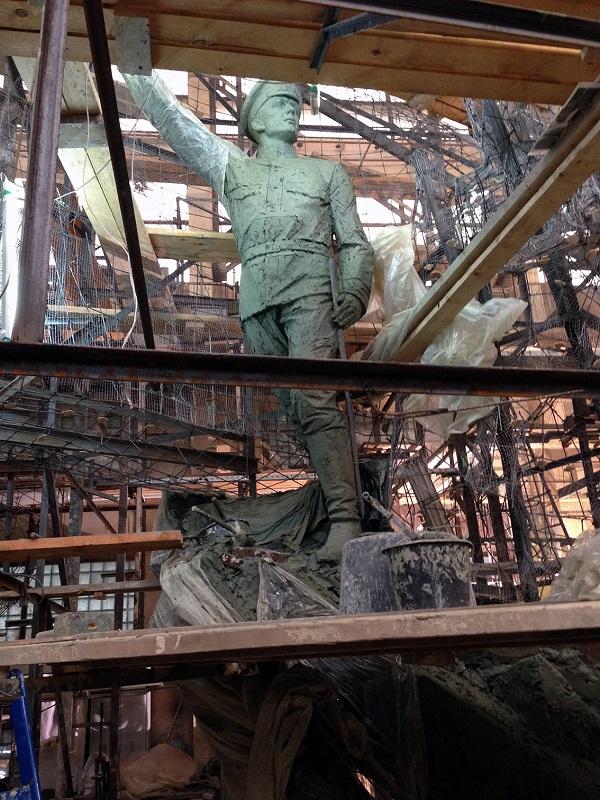 Памятник героям Первом мировой