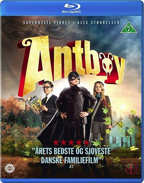 Мальчик-муравей / Antboy (2013) BDRip 720p + HDRip