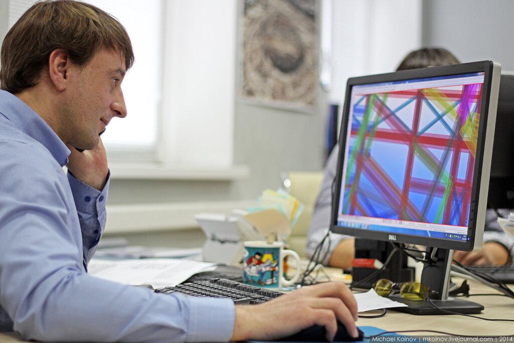 инженер конструктор по отгрузке затрат рабочего времени