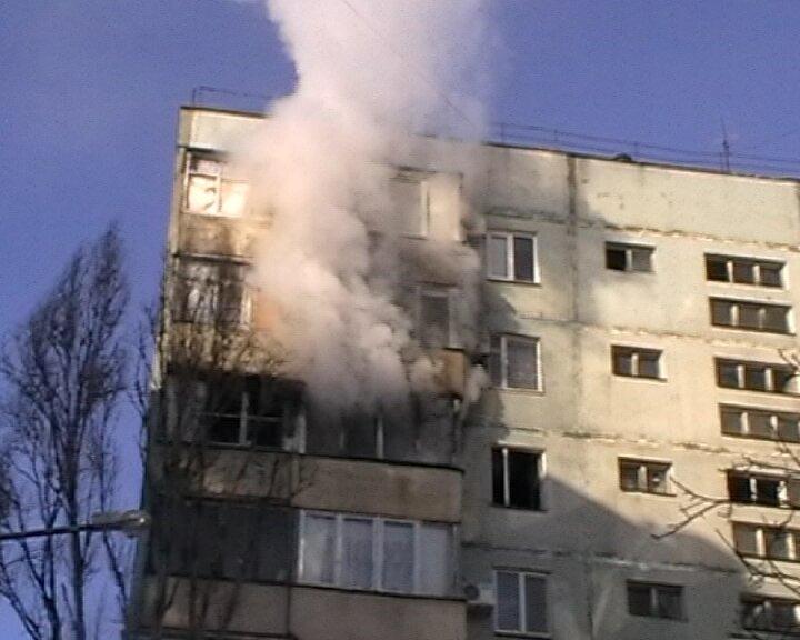 В Запорожье сгорела квартира: погиб человек – фото