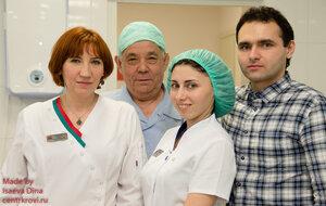 Сотрудники Центра крови ПМГМУ