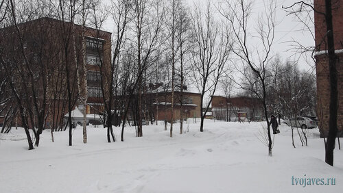 Фото города Инта №6476  Горького 5а, Куратова 6 (д/с