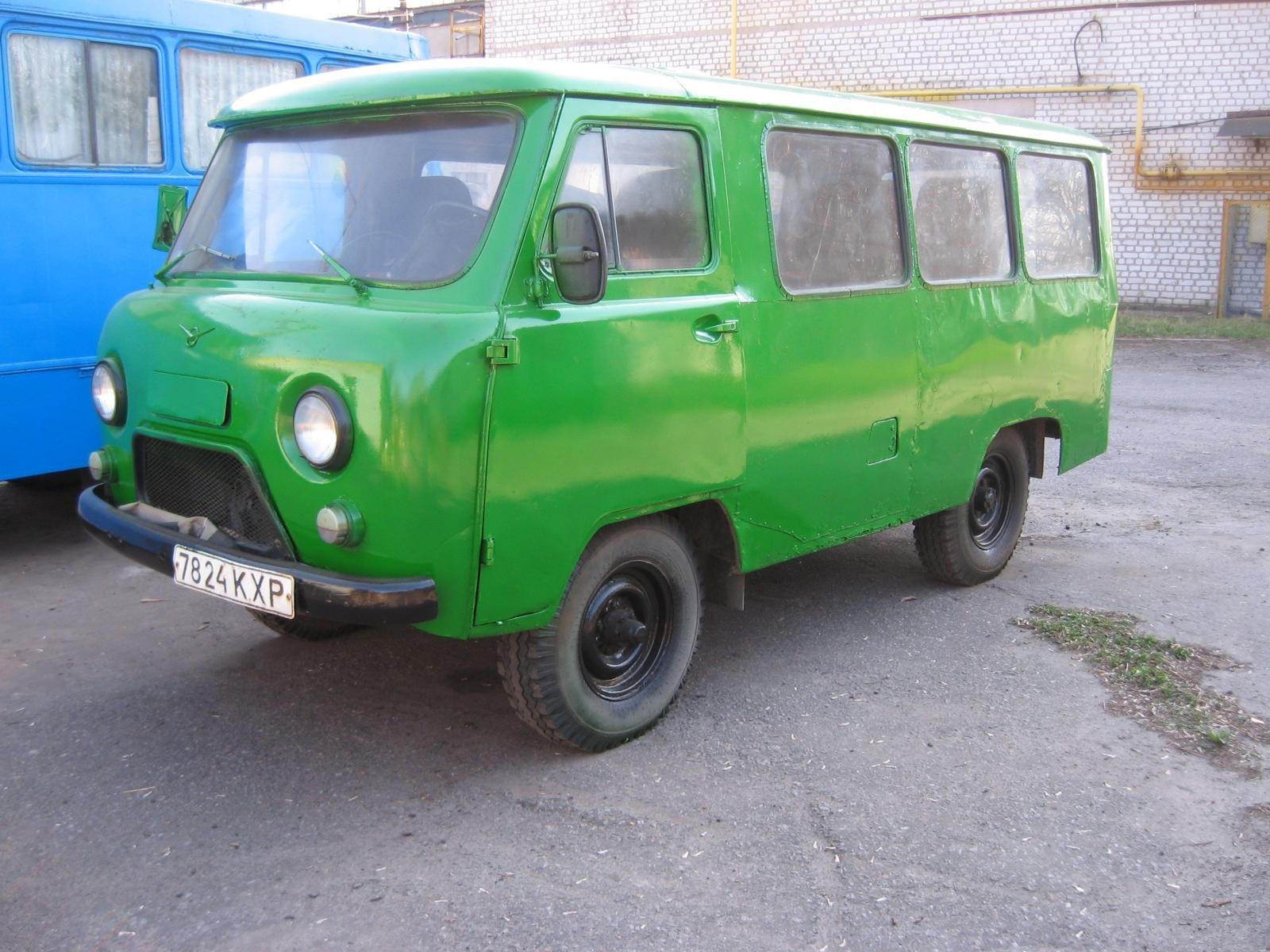 Легендарный УАЗ-«буханка» получит новейшую жизнь