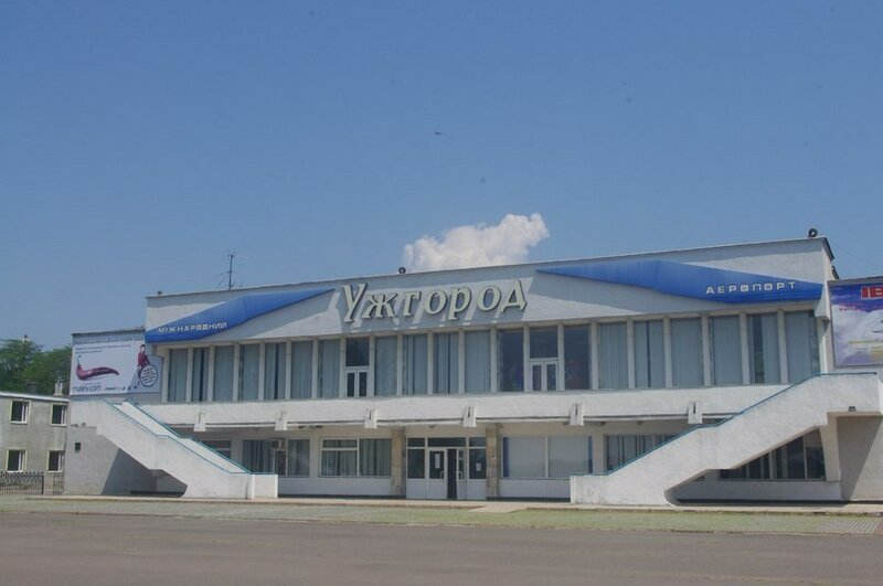 Аэропорт Ужгород (Uzhgorod Airport).1