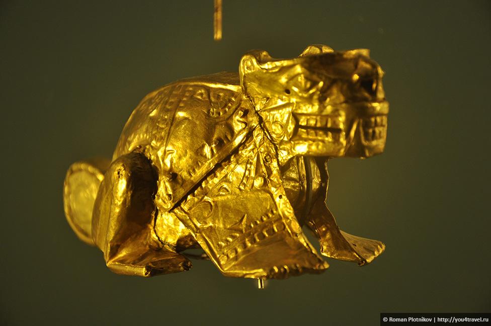 0 181a96 8c1d81f3 orig День 203 205. Самые роскошные музеи в Боготе – это Музей Золота, Музей Ботеро, Монетный двор и Музей Полиции (музейный weekend)