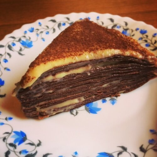Путан блинный торт ксю