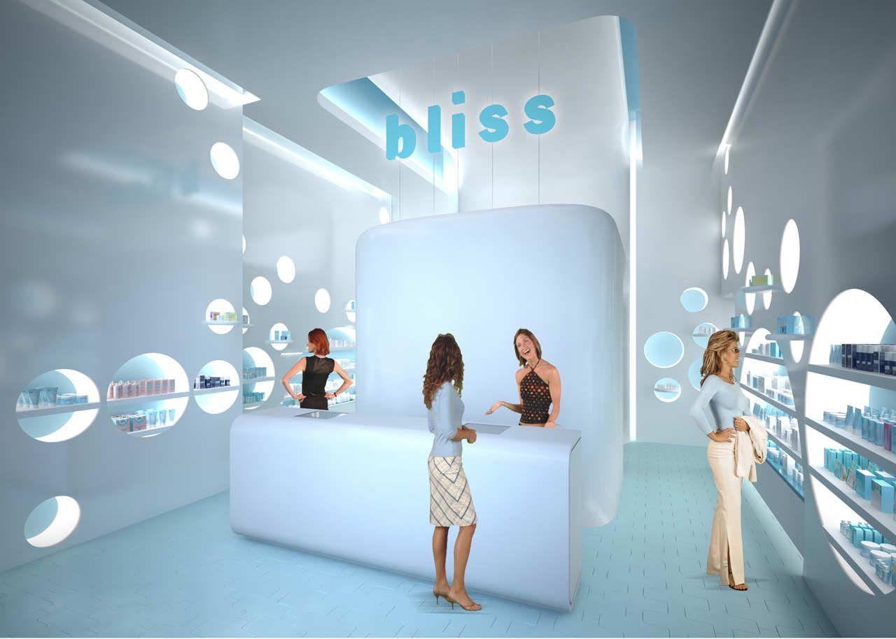 Воздушный спа-салон Bliss
