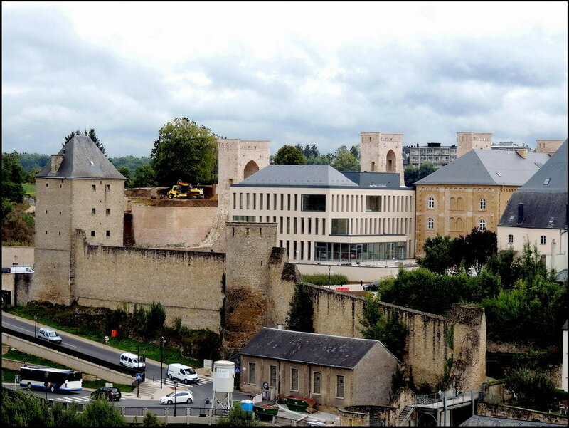 Luxembourg 8644