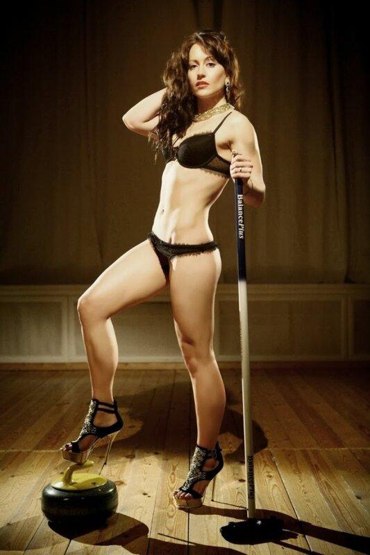 Эро фото российских спортсменок по керлингу, порно видео бдсм клизмой