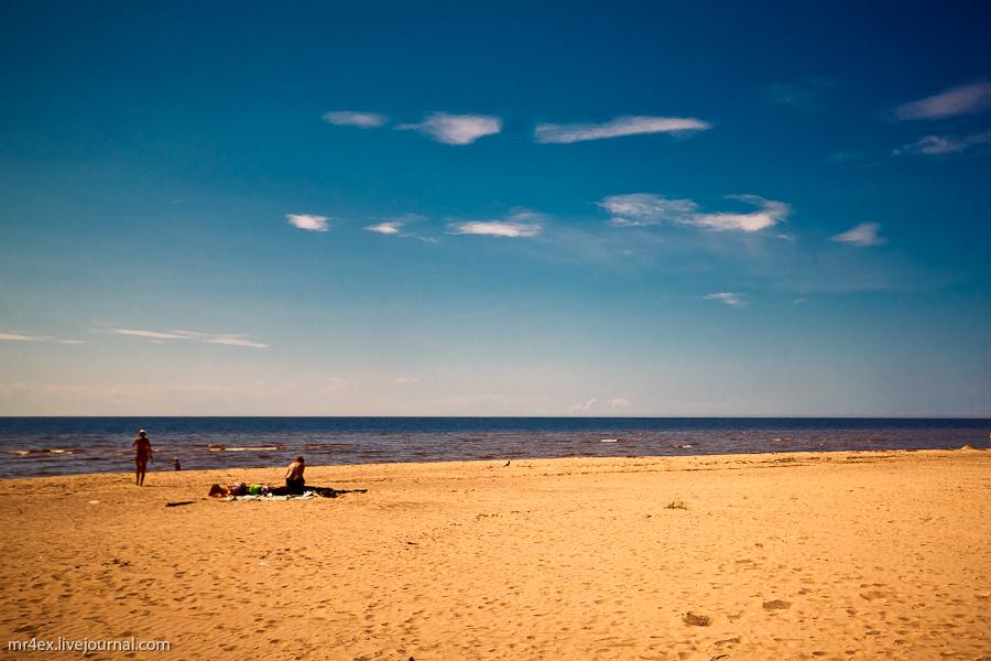 Латвия, Отдых в Латвии, Балтийское море