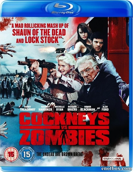 Кокни против зомби / Cockneys vs Zombies (2012/BDRip/HDRip)