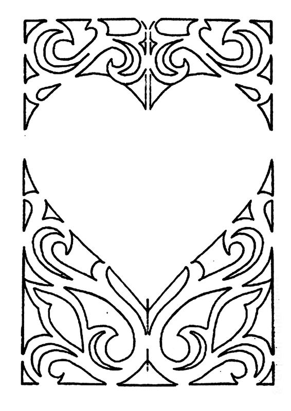Цветы, шаблоны открыток с днем рождения для вырезания из бумаги а4
