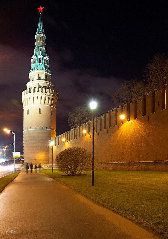 Водовзводная (Свиблова) башня