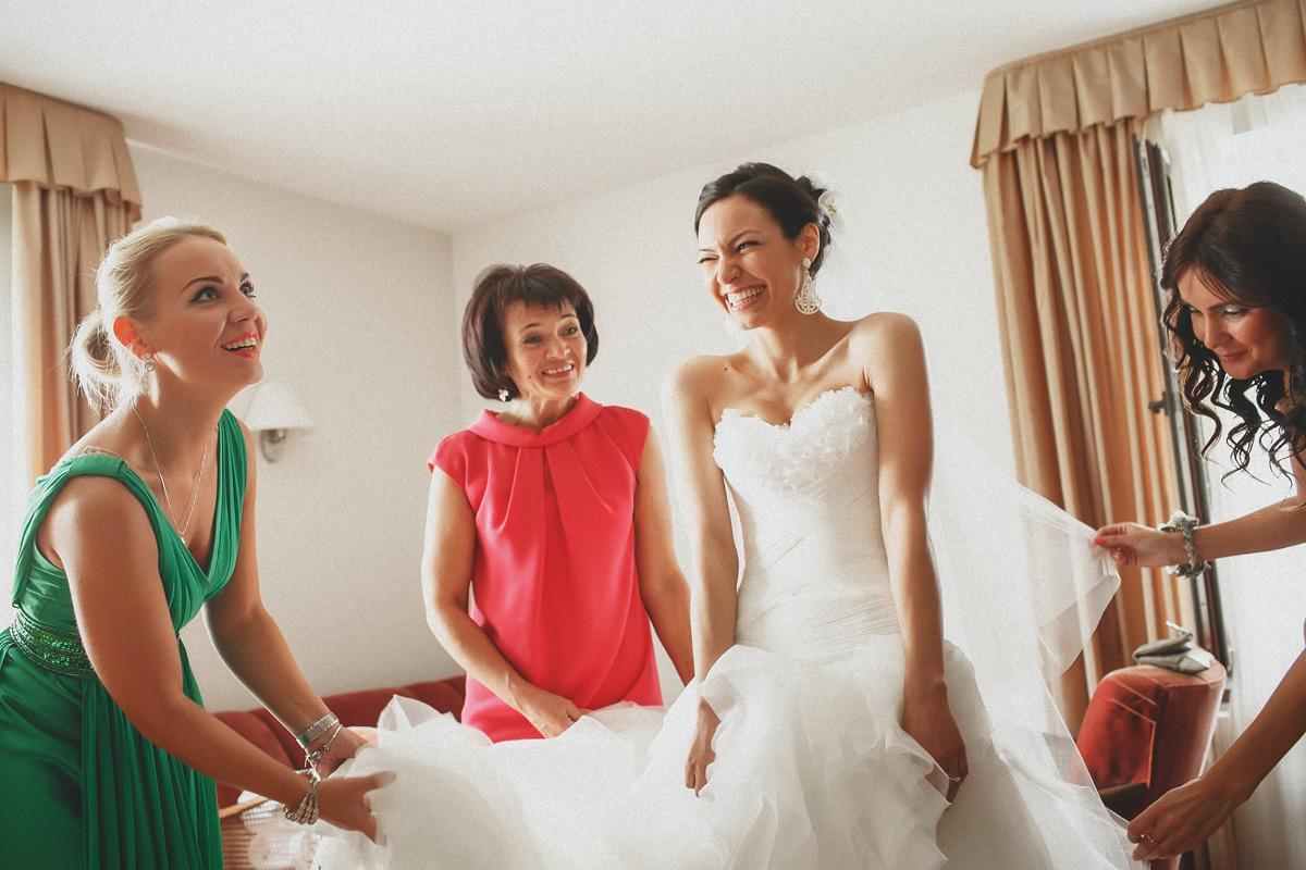 Свадьба в усадьбе, Калининград. Фотограф Сергей Сериченко