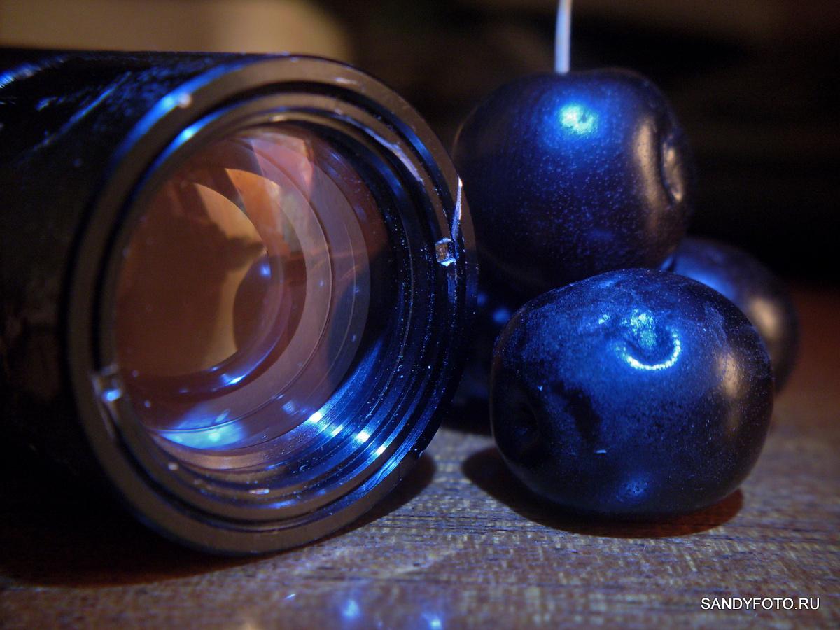 Художественные фотографии с Samsung S860 #4