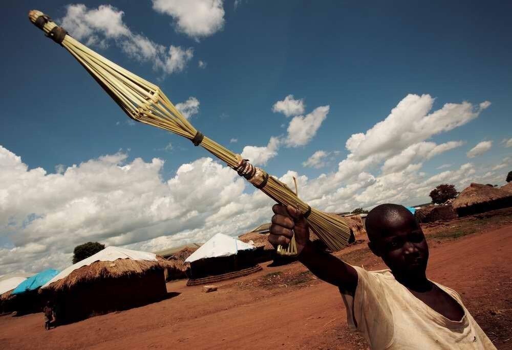 Дети солдаты - Уганда (3)