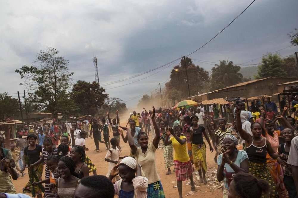 Радости местных жителей - христиан - просто нет предела