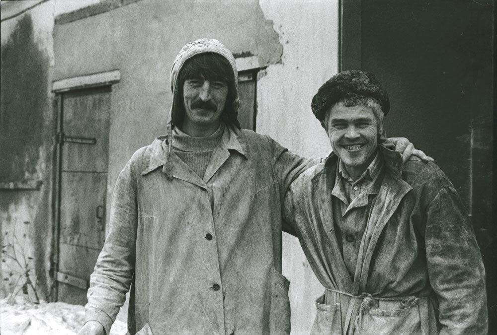 Мельники. СССР. 1989