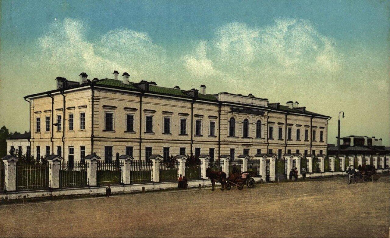 Больница на дубраве
