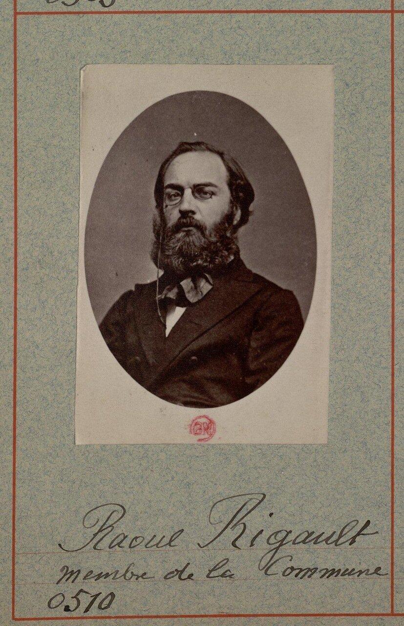 Рауль Жорж Адольф (16 сентября 1846 — 24 мая 1871) — французский революционер, бланкист, член Парижской коммуны