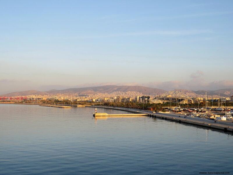 Греция, острова _100 Афины.JPG