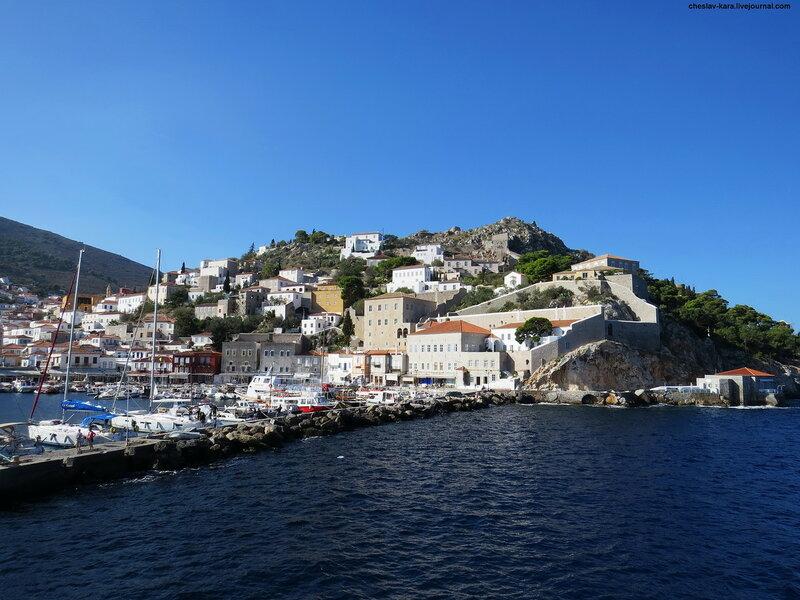 Греция, острова _160 Hydra.JPG