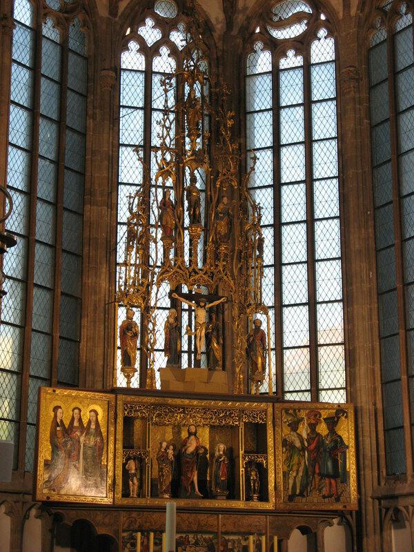 Галле - Церковь Св. Маврикия