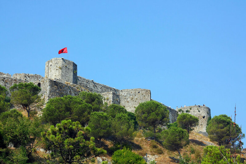 Крепость Розафа. Албания. Шкодер