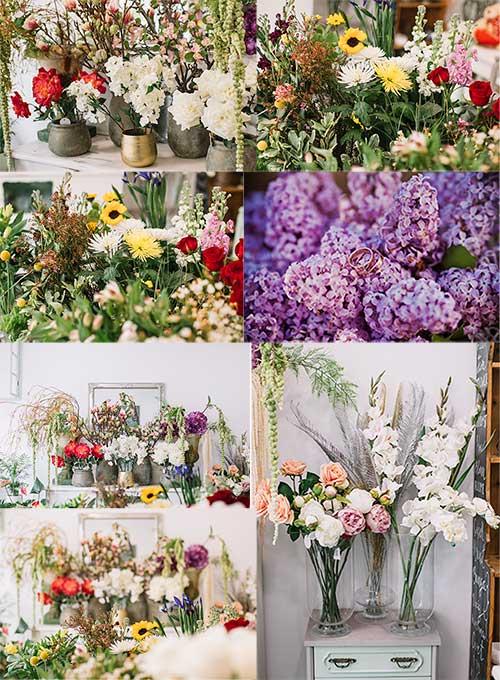 Букеты красивых цветов / Bouquets of beautiful flowers