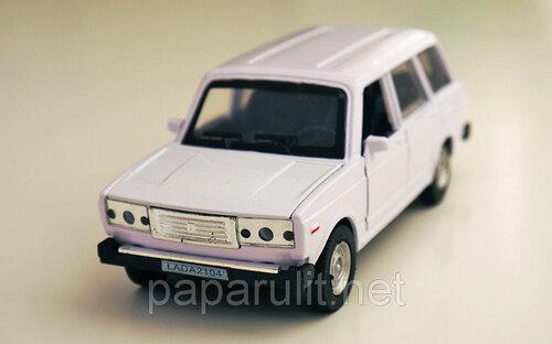 Машинка Lada 2104