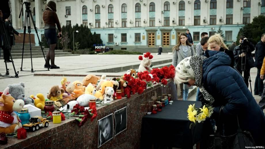 В России 28 марта объявили днем траура в связи с трагедией в Кемерове
