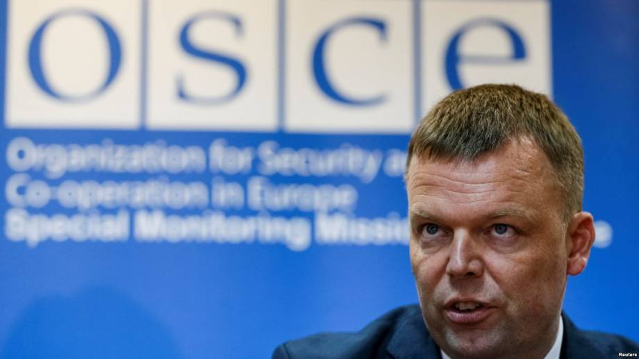 На неподконтрольной границе с Россией ОБСЕ будет устанавливать базы – Хуг