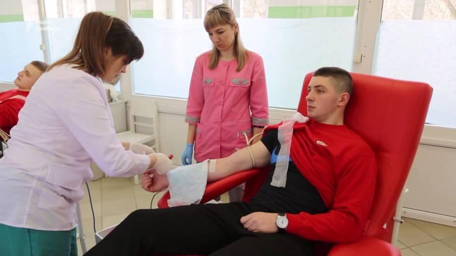 Украинские регбисты приняли «КровChalengе» от польских спортсменов