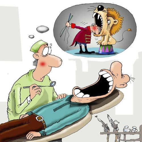 Открытки С Днем стоматолога. Юмор