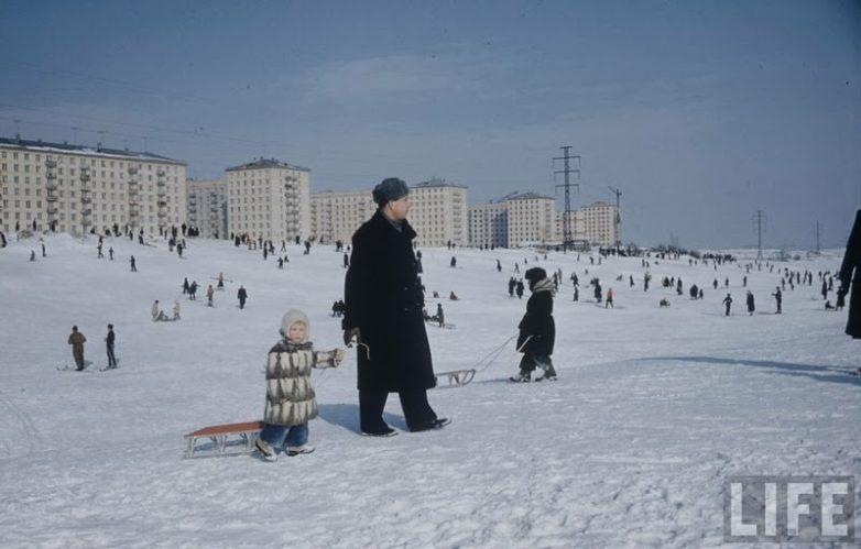 Фотографии 1960 года: детство в СССР