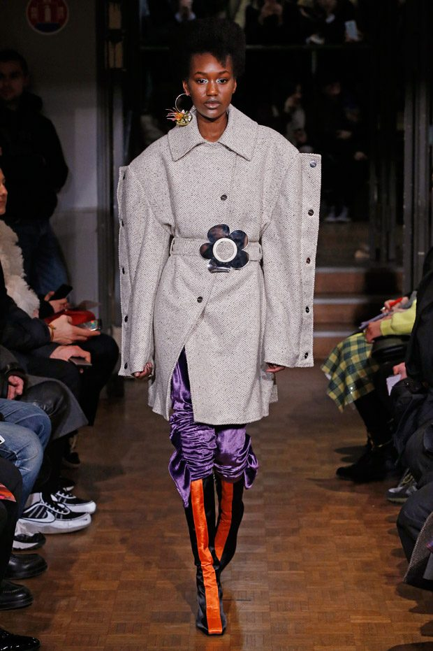 PFW: NEITH NYER Fall Winter 2018.19 Collection