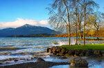 неспокойно озеро