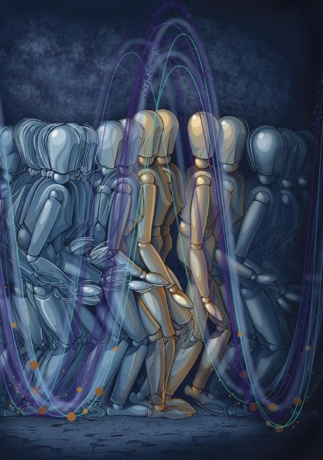 Medical Illustrations - DNA