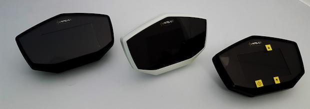 Электроцикл Energica Ego с 3Д-распечатанными деталями