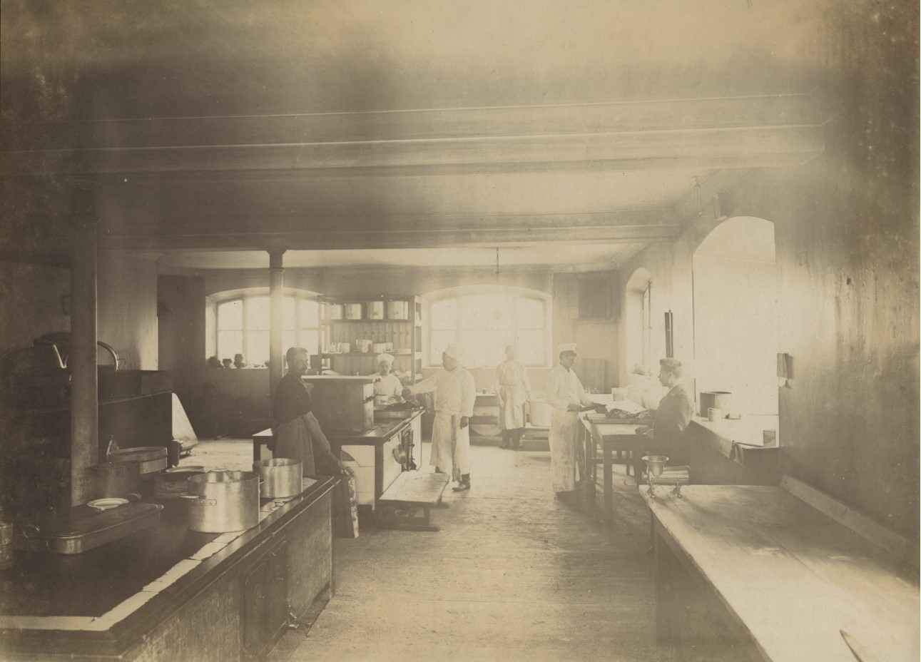 Сыроварня молочного завода Петровской академии