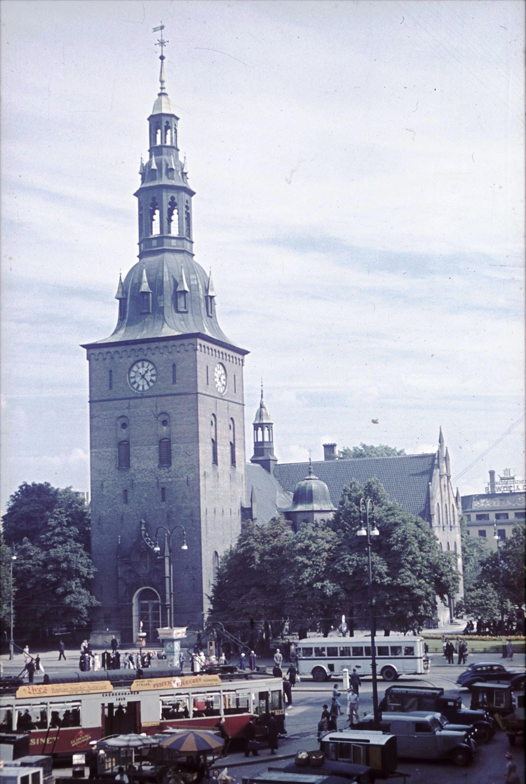 Осло. Кафедральный собор