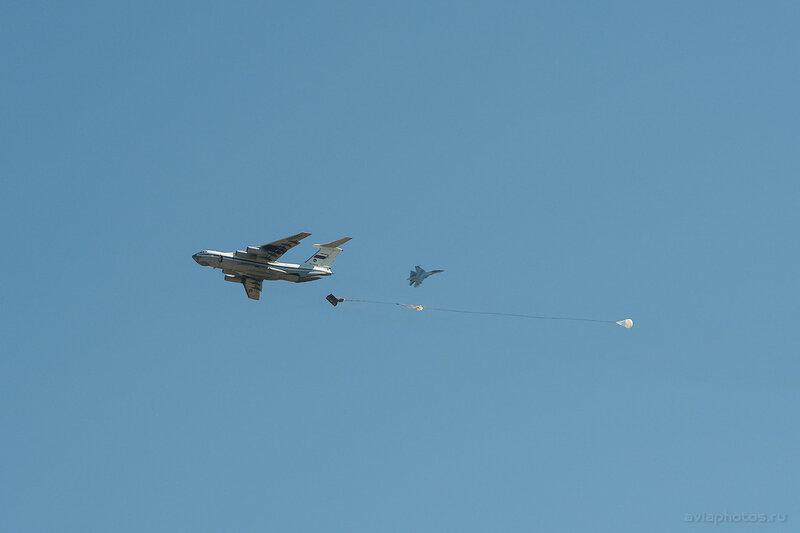 Ильюшин Ил-76 ВКС России 1110_D703695