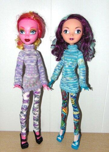 данные картинки халатиков для кукол мх любительской