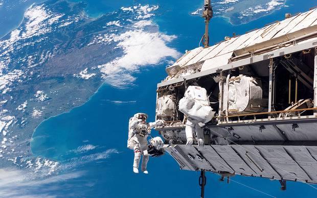 """В NASA не планируют продлевать контракт с """"Роскосмосом"""""""